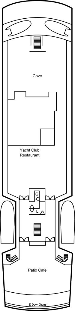 Crystal Esprit Deck Plans: Ship Layout, Staterooms & Map