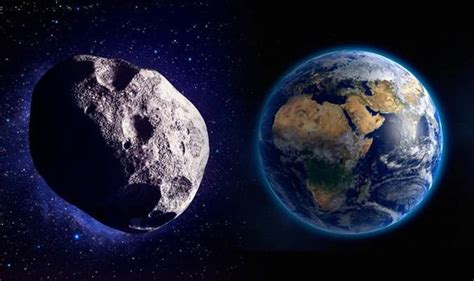 Giant asteroid to fly towards the earth in 10 years, says NASA