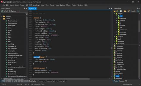 Rapid CSS Editor Download (2021 Latest) for Windows 10, 8, 7
