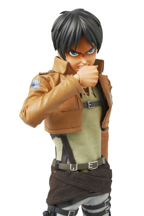 [New Articulated Figure] Medicom RAH Eren Yeager ready to