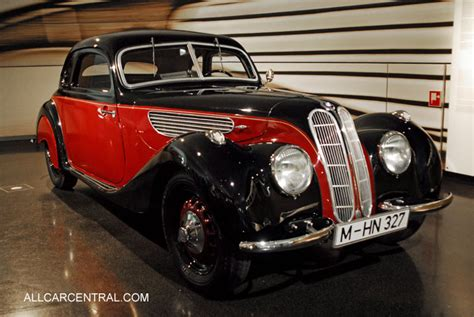 BMW cars 1929-1950 at Museum photographs, technical - All
