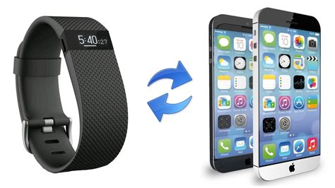 How to Re-Sync, Sync the FitBit Charge HR to an iPhone