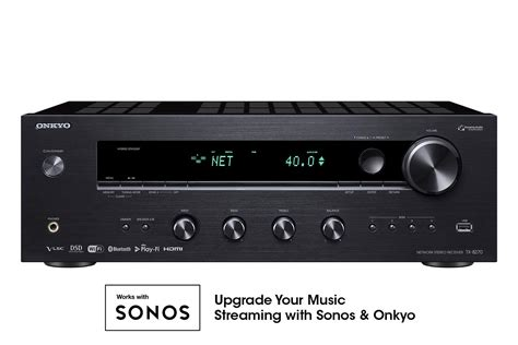 Onkyo TX8270 2 Channel Network Stereo Receiver Built In