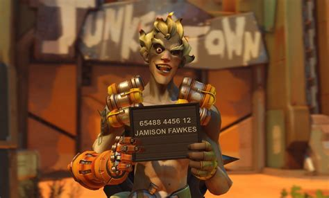 Junkrat and Reaper will be buffed in Overwatch PTR patch 1