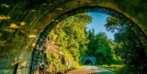 Charlotte to Asheville to Great Smoky Mountains Road Trip