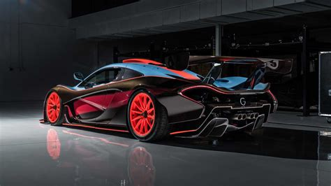 Lanzante revives McLaren P1 GTR with Gulf racing livery