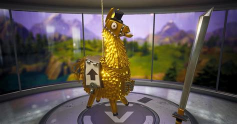 Fortnite Midas challenges: where to find the Golden Llama