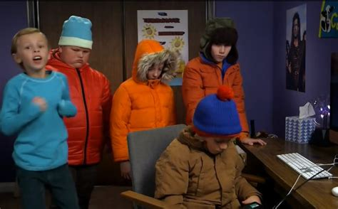 Accurate: The South Park Kids As Real-Life Children