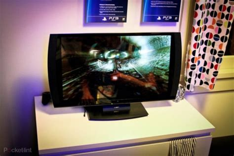 Sony PlayStation 3D Display pictures and hands-on - Pocket