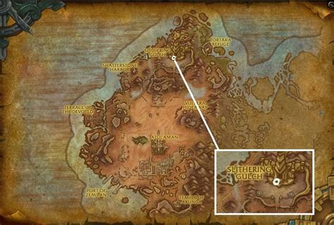 Where To Find The Dungeon Entrances in World of Warcraft