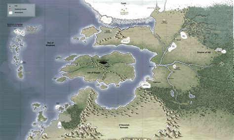 Lore Junkies! Help with Underworld Map - Onyx Path Forums