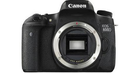 Canon EOS 800D • Find the lowest price (10 stores) at
