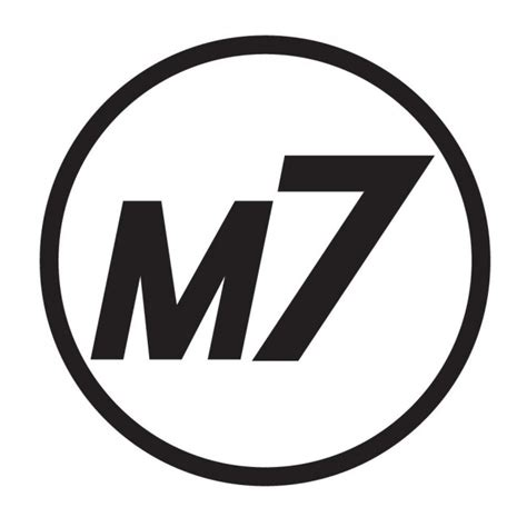 """M7 Tuning Large Decals (22""""-Set of 2) 