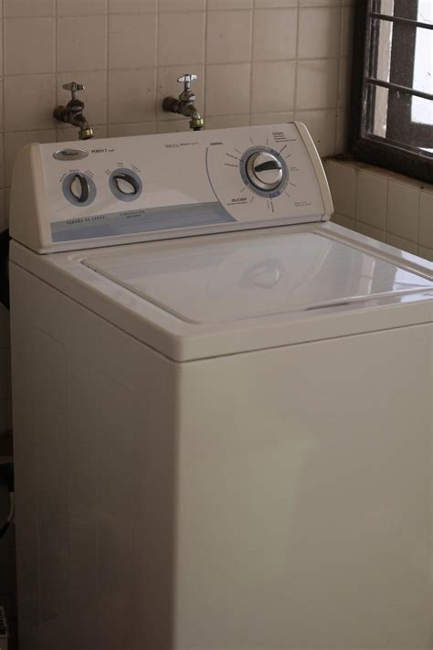 Whirlpool Washer and Dryer Professional Series   UAG