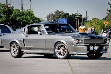 FORD MUSTANG SHELBY GT500 ELEANOR 1967 MOBILE