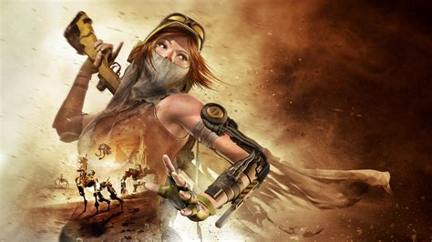 ReCore HD Xbox One Wallpapers | HD Wallpapers | ID #18444