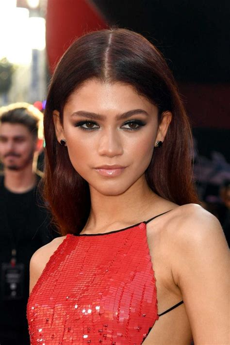 Zendaya Attends the Spider-Man Far From Home Premiere at