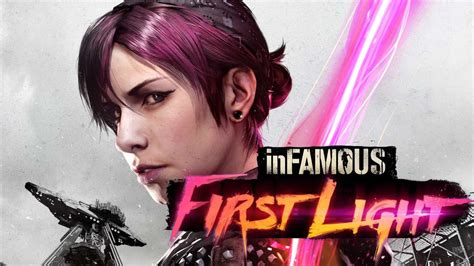 Test: inFAMOUS - First Light | Tests