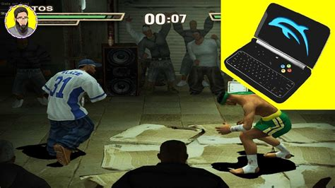Def Jam: Fight for NY GPD Win 2/GameCube (Low Specs PC