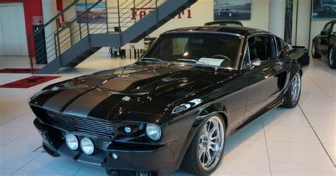 Ford Shelby GT 500 Eleanor (1967) für 1
