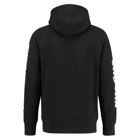 LNY TNZ FVCK GENRES BLACK HOODIE – Barong Family