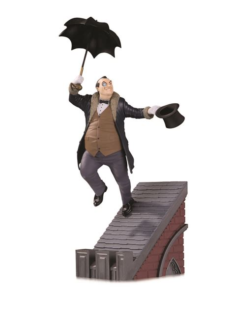 DC Collectibles Solicitations - New Batman Themed Statues