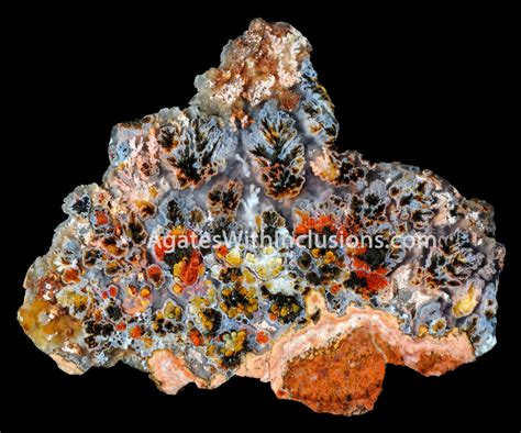 New Mexico – Agates With Inclusions