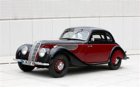 BMW 327-28 Coupe : 1939   Cartype