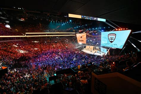 Activision Blizzard's Overwatch League Is the Blueprint