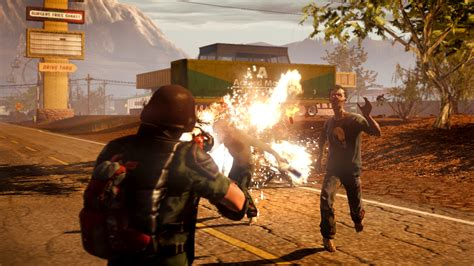 Watch: 1080p State of Decay Xbox One Debut Trailer - GameSpot