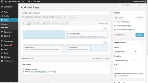 The Best WordPress Drag-and-Drop Page Builders