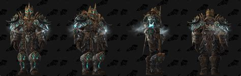 Transmog Weapon Suggestions for Mythic Tier 19 Armor Sets