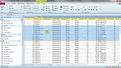 How to Append Data from Excel to Access Using VBA : MS