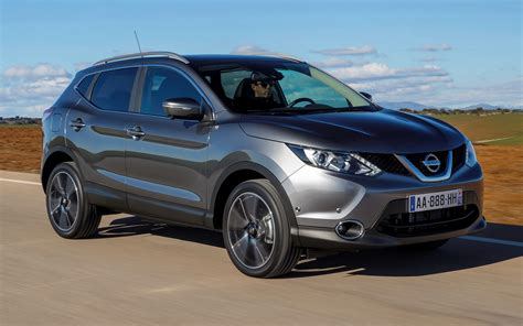 2014 Nissan Qashqai - Wallpapers and HD Images | Car Pixel