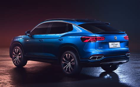 2019 Volkswagen SUV Coupe Concept - Wallpapers and HD