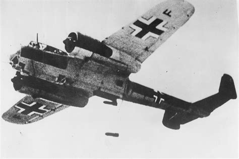 Nazi bomber raised from English Channel - in pictures