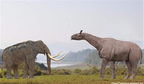 Largest prehistoric mammals - Our Planet
